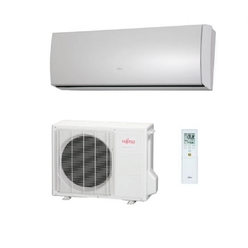 Fujitsu High COP Wall Air Conditioning with Energy Saving PIR feature ASYG-LT